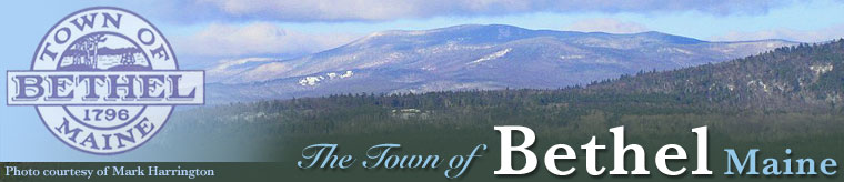 The Town of Bethel Maine
