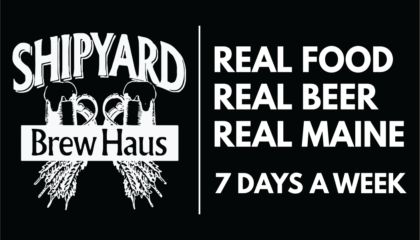 Shipyard Brew Haus, Lunch and Dinner Daily  located at Sunday River White Cap Lodge 207-824-5138